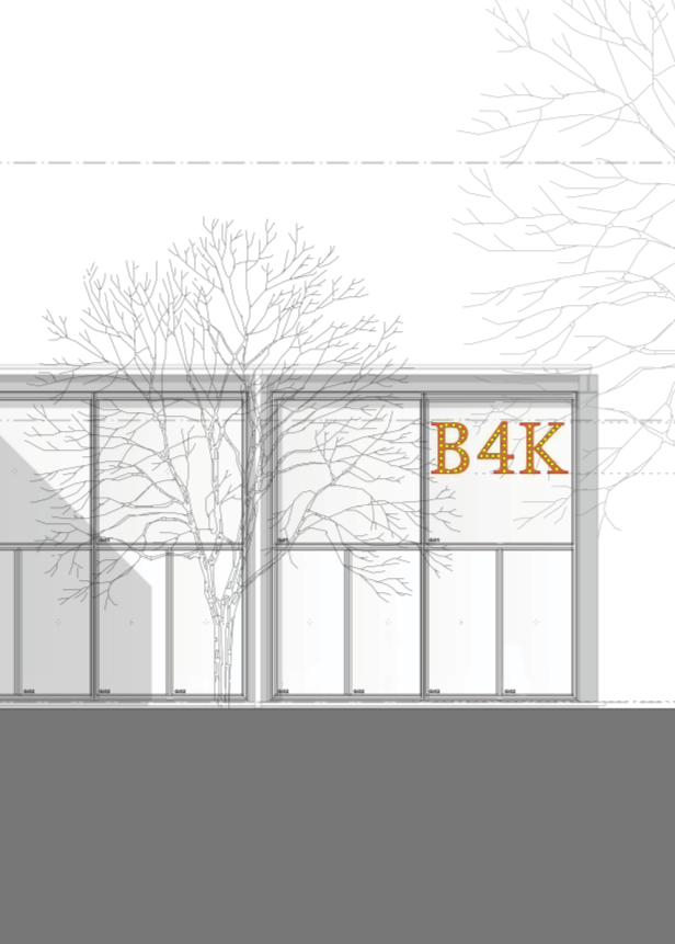 Best 4 Kids - Binnenstad - ontwerp vooraanzicht
